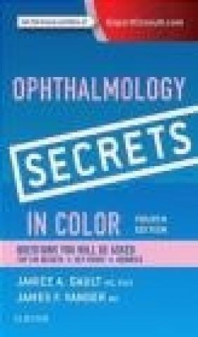 Ophthalmology Secrets in Color James Vander, Janice Gault