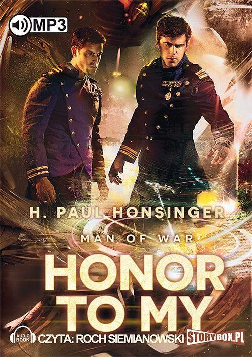 Honor to my  (Audiobook) Honsinger Paul H.