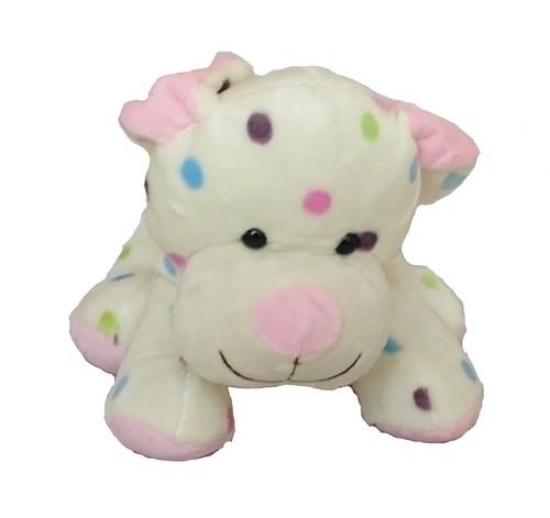 Pies różowy 25 cm