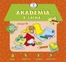 Akademia 2-latka Zeszyt B Krassowska Dorota