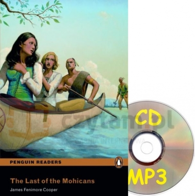 Pen. Last of the Mohicans bk/MP3 CD (2) James Fenimore Cooper