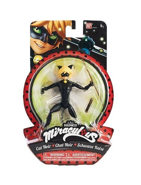 MIRACULOUS /39720/ Figurka 14 cm Czarny Kot (39720d)