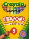 Kredki świecowe Crayola 8 sztuk