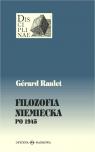 Filozofia niemiecka po 1945