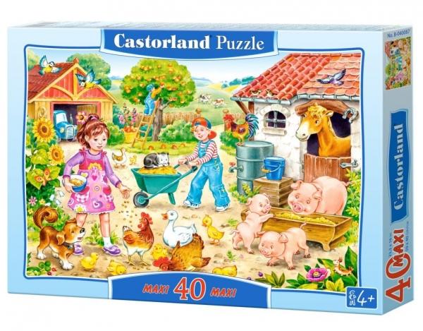 Puzzle 40 Farm (040087) .