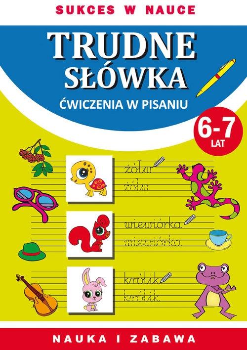 Trudne słówka Guzowska Beata, Pawlicka Kamila