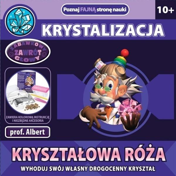Prof. Albert Kryształowa Róża