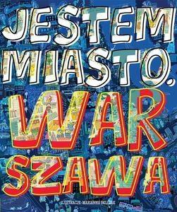 Jestem miasto Warszawa Oklejak Marianna