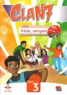 Clan 7 con Hola amigos 3 Podręcznik + kod Online