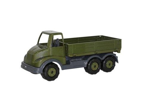 Muromiec samochód z burtami wojskowy