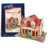 Puzzle 3D: Domki świata - Wielka Brytania, Hardware Shop (306-23108)