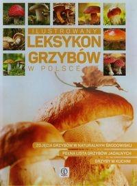 Ilustrowany leksykon grzybów w Polsce Kamiński Wiesław, Bąk Jolanta
