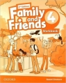 Family and Friends 2ed 4 wb