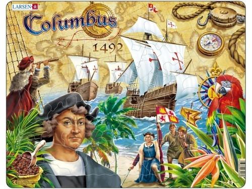 Kolumb i jego podróże