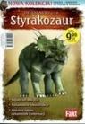 Styrakozaur. Dinozaury cz.8. Książka + figurka