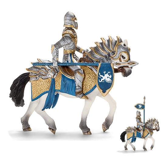 Rycerz Gryfa z lancą na koniu (70109)