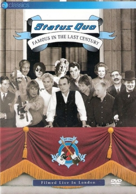 Famous In The Last Century (DVD)