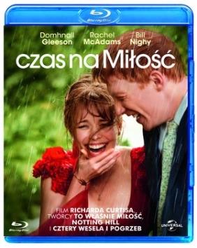 Czas na miłość (Blu-ray)