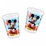 Kubki plastikowe 200ml (8szt.) Mickey - Playfull