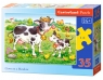 Puzzle Cows on a Meadow 35 elementów (035090)