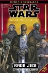Star Wars komiks. Rada Jedi Działania wojenne