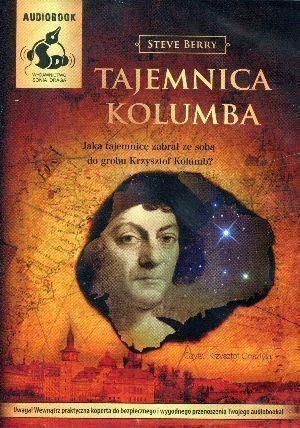 Tajemnica Kolumba  (Audiobook) (Audiobook) Berry Steve