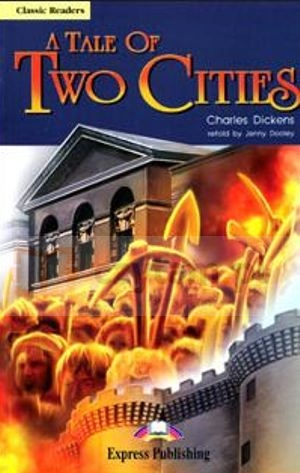 EX Tale of Two Cities SB Charles Dickens