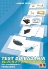 Test do badania słuchu fonemowego