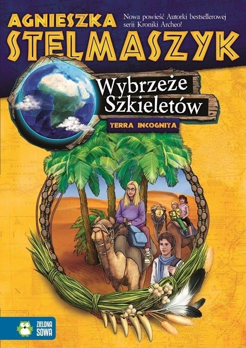 Terra Incognita Wybrzeże Szkieletów Stelmaszyk Agnieszka