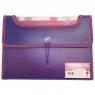 Teczka Visfile A4 z 6 przekładkami fioletowa