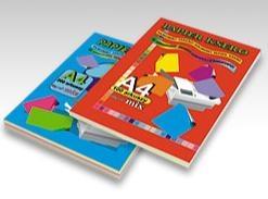 Papier kolorowy Protos pastel A3 (mix) 80g 100 ark.
