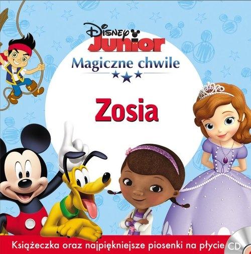 Magiczne chwile Junior Zosia