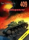 Befehlspanzer. Tank Power vol. CL 409 Janusz Ledwoch