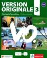 Version Originale 3 Podręcznik z płytą CD