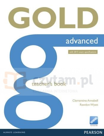 Gold Advanced TB with online resources Clementine Annabell