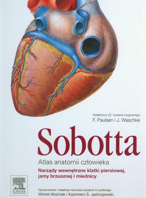 Atlas anatomii człowieka Sobotta Tom 2