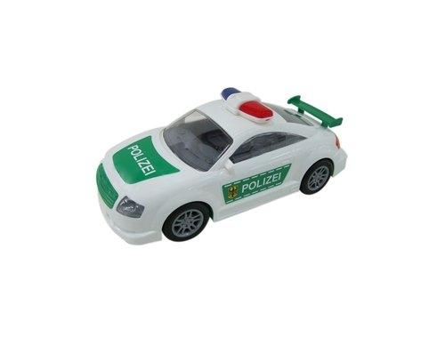 Polizei samochód inercyjny