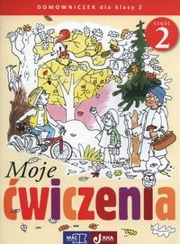 Moje ćwiczenia 2 Domowniczek Część 2 Faliszewska Jolanta, Lech Grażyna