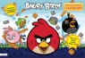 Angry Birds Superkolorowanki z ćwiczeniami