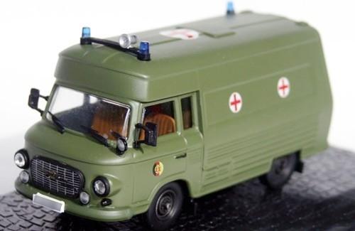IXO Barkas B1000 SMH-3 N VA Germany