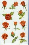 Naklejki z kwiatami Róża