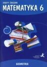 Matematyka z plusem 6 Zeszyt ćwiczeń Geometria