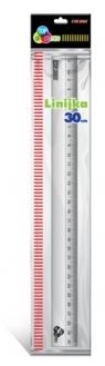 Linijka aluminiowa 30cm