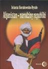 Afganistan- narodziny republiki