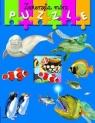 Zwierzęta mórz. Moja pierwsza książeczka z puzzlami