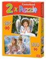 Puzzle 2W1 Sweet Angels (021093)