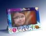Śniegusie - 2 DVD + podwójna ramka foto