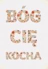 Kartka składana - Bóg Cię Kocha LOVE SZK 034