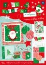 Zestaw kreatywny Interdruk A4 z naklejkami Boże Narodzenie