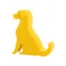 Plastic Stand Piesek żółty